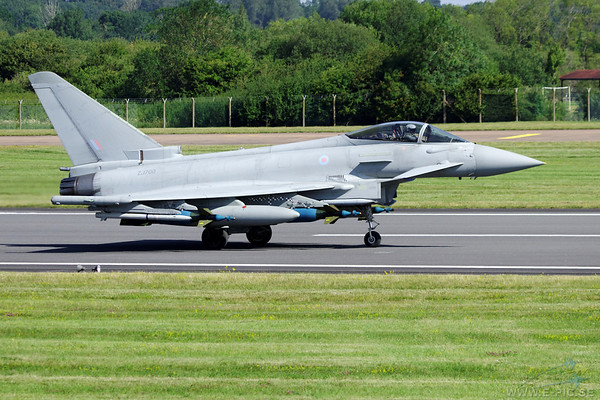 Eurofighther Typhoon FGR.4