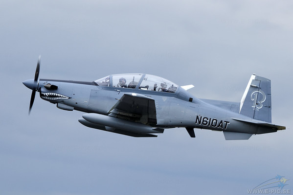 Raytheon AT-6B Texan II