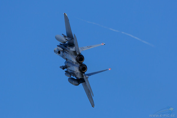 McDonnel Douglas F-15E Strike Eagle