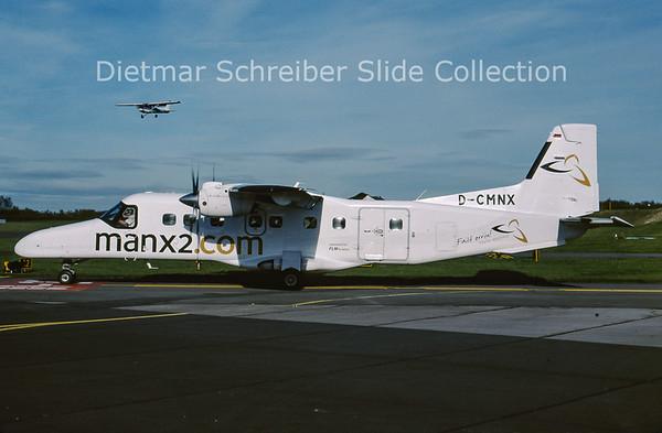 2008-10 D-CMNX Dornier 228 Manx 2