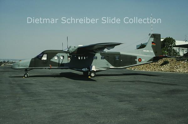 1996-10 76-02 Dornier Do228-202 (c/n 8104) Malawi Air Force