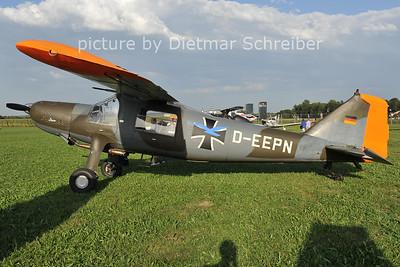 2011-08-26 D-EEPN Dornier 27
