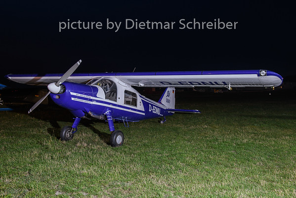 2020-09-11 D-EDNU Dornier Do27