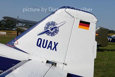 2020-09-12 D-EDNU Dornier 27
