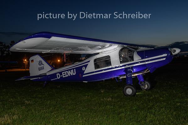 2020-09-10 D-EDNU Dornier 27