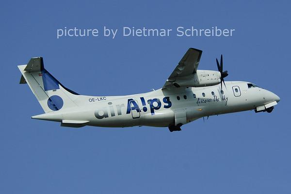 2006-07-29  OE-LKC Dornier 328 Air Alps