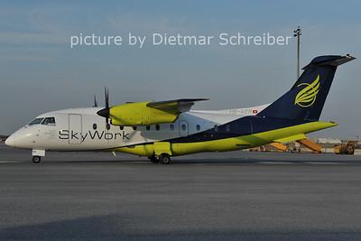 2011-10-04 HB-AER Dornier 328 Skywork