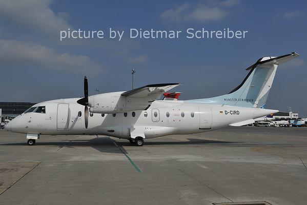 2011-09-22 D-CIRD Dornier 328 Cirrus Airlines