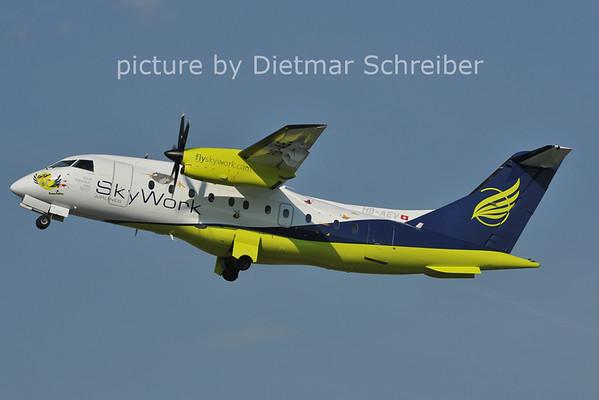 2012-05-02 HB-AEV Dornier 328 Skywork