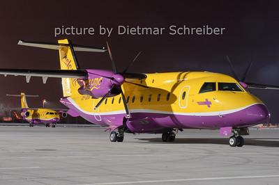 2006-01-16 OE-GBB Dornier 328 Welcome AIr