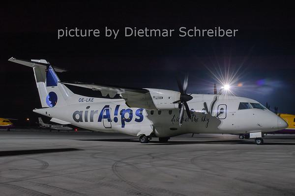 2006-01-16 OE-LKE Dornier 328 Air Alps