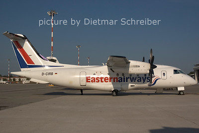 2006-07-29 D-CIRB Dornier 328 Eastern Airways