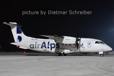 2006-01-16 OE-LKC Dornier 328 Air Alps