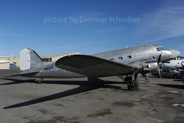 2013-06-07 N272R Douglas DC§ Desert Air