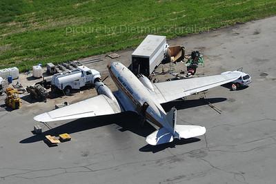 2013-06-08 N777YA DC3 Bush Air Cargo