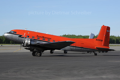 2013-06-07 N28TN Douglas DC3 / C117 Trans Northern