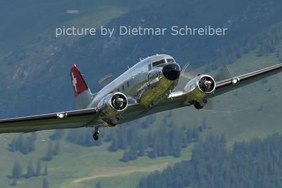 2021-07-10 N431HM Douglas DC3