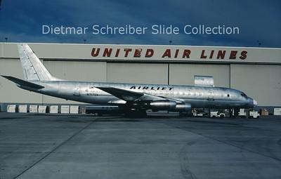 1978-10 N717UA Douglas DC8-33F (c/n 45390) Airlift