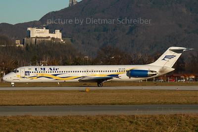 2007-01-13 UR-CCR DC9-50 UM Air