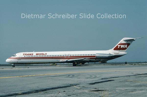 1994-08-20 N414EA Douglas DC9-51 (c/n 47746) Trans World Airlines