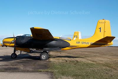 2007-04-28 C-FPGF  Douglas A26 Invader Air Spray