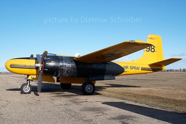 2007-04-28 C-GWLT Douglas A26 Invader Air Spray