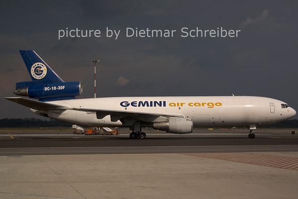 2006-07-29 N600GC DC10F Gemini Air Cargo