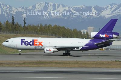 2012-05-18 N317FE DC10 Fedex