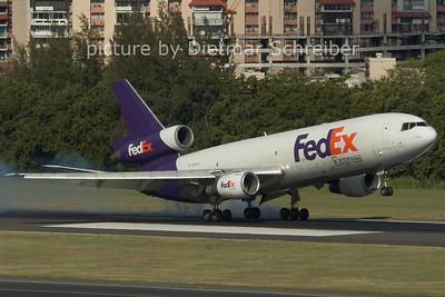 2006-02-25 N301FE DC10 Fedex