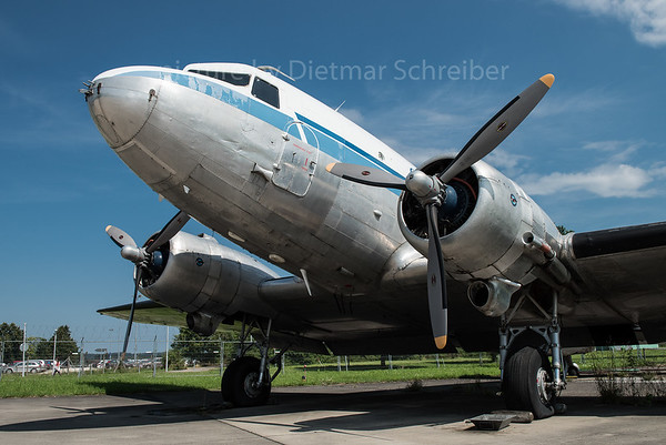 2016-08-15 HB-ISB Douglas DC3 Classic Air