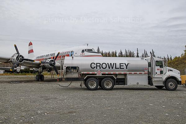 2019-09-24 N96358 Douglas DC4 Alaska AIr Fuel