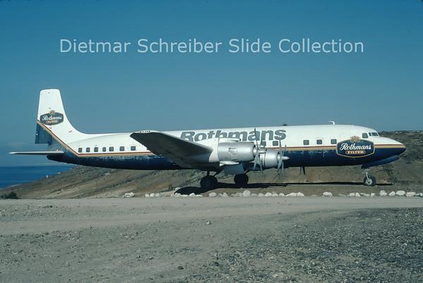 1990-06 EC-BBT Douglas DC-7C (c/n 45553)