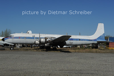 2012-05-17 N90251 Douglas DC7 Brooks Air Fuel