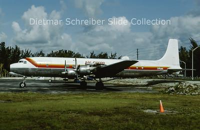 1992-05 HI-61-PCA Douglas DC7 Antillas Air Cargo