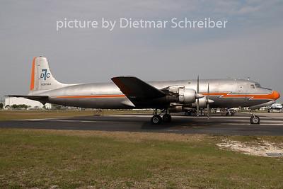 2009-04-06 N381AA Douglas DC7