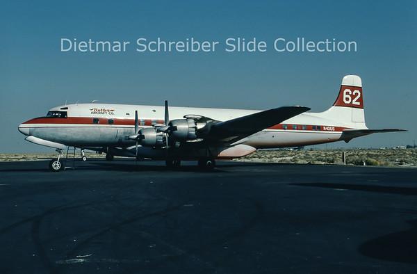 1993-11-01 N401US Douglas DC-7 (c/n 45145) Butler Aircraft
