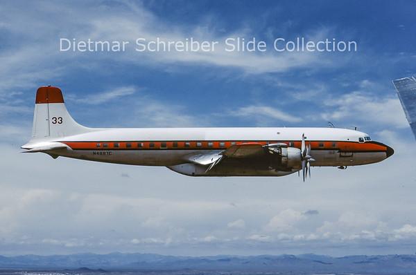 1990-07 N4887C Douglas DC7