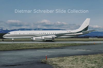 2003-03-03 P4-DCE Douglas DC8-62H (c/n 46071) Jetline