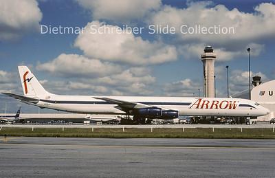 2002-11 N29UA Douglas DC8-61F (c/n 46159) Arrow Air