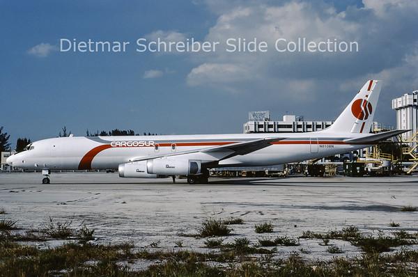 1988-10 N810BN Douglas DC8-60 Cargosur