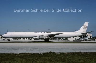 1995-04 N161DB Douglas DC8-61F (c/n 45980) Buffalo Airways