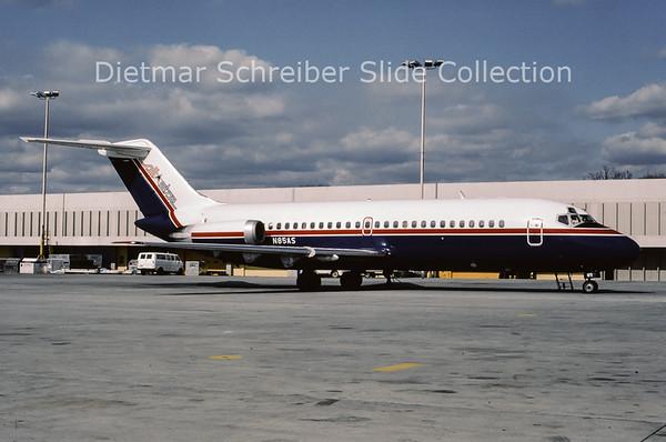 1984-03 N85AS Douglas DC9-14 (c/n 45711) All Star