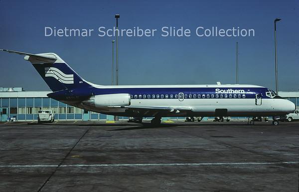 1978-04 N3302L Douglas DC9-14 (c/n 45697) Southern