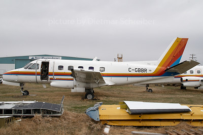 2007-04-29 C-GBBR Embraer 110