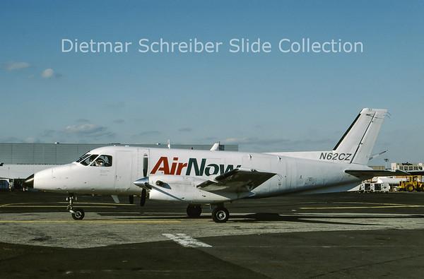 2001-10 N62CZ Embraer Emb110P1 (c/n 110388) Air Now