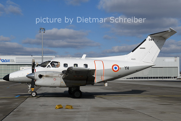 2021-02-13 F-TEYH Embraer 121 French Air Force