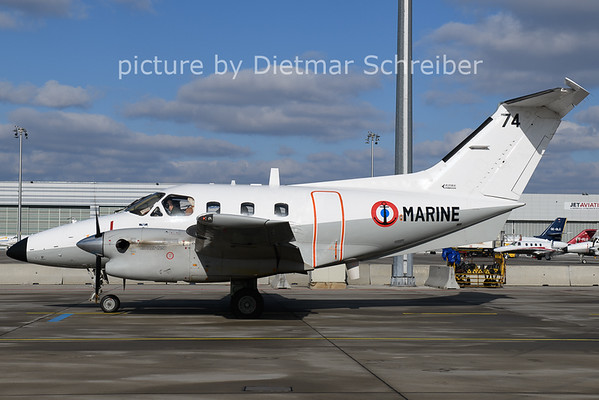 2021-02-13 74 Embraer 121 French Air Force
