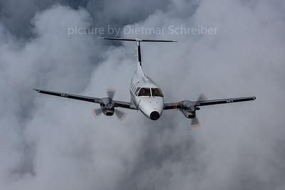 2018-09-06 078-YE Embraer 121 Xingu French Air Force