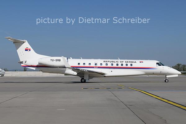 2021-06-18 YU-SRB Embraer 135 Serbia