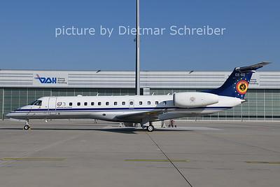 2020-10-20 CE02 Embraer 135 Belgium AIr Force